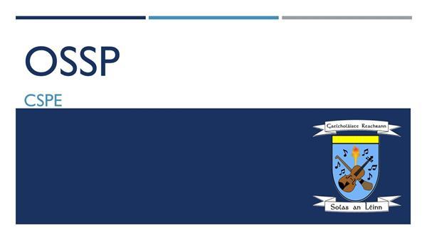 OSSP - Oíche Oscailte
