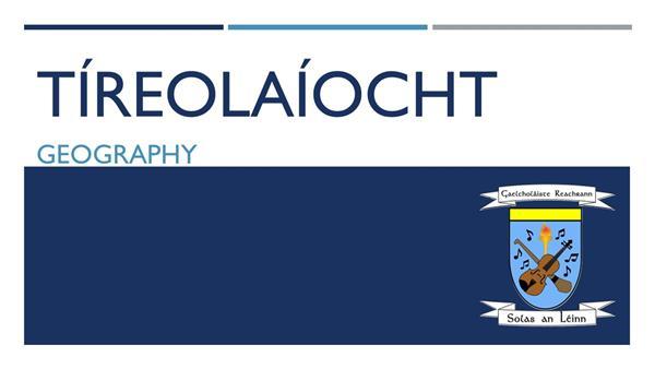 Tíreolaíocht - Oíche Oscailte