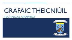 Grafaic Theicniúil - Oíche Oscailte